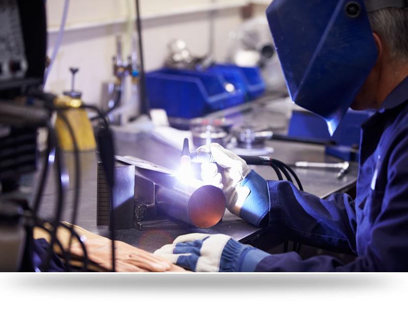 Chandler Industries Welding