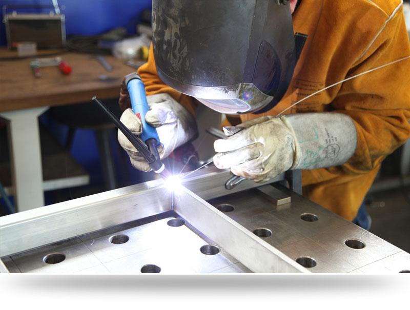 Chandler Industries :: Welding
